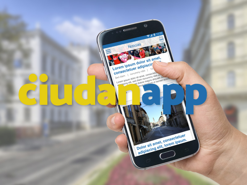 Ciudanapp, transformación digital para Smart City