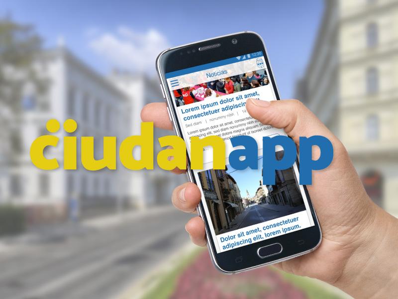 Ciudanapp, transformación digital para Smart City