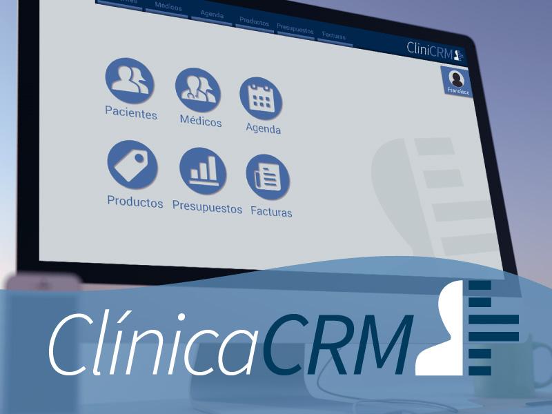 Clínica CRM, transformación digital para clínicas.