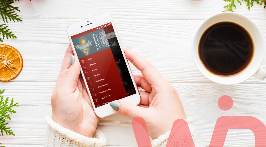 La Navidad en Granada llega en forma de app para recorrer los mejores belenes