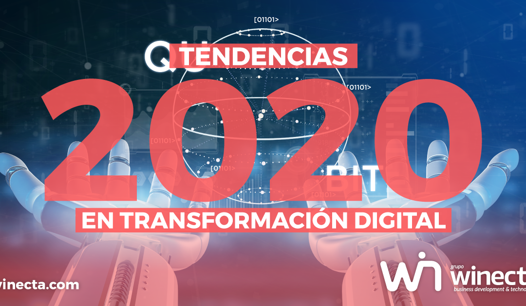 tendencias para 2020 transformacion digital,