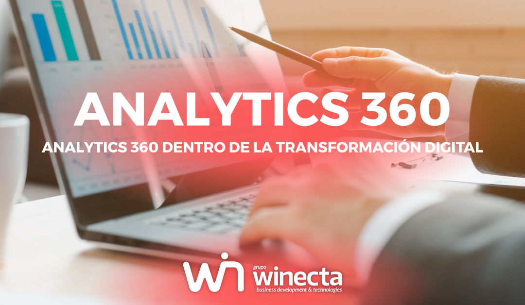 analytics 360 dentro de la transformación digital, transformacion digital