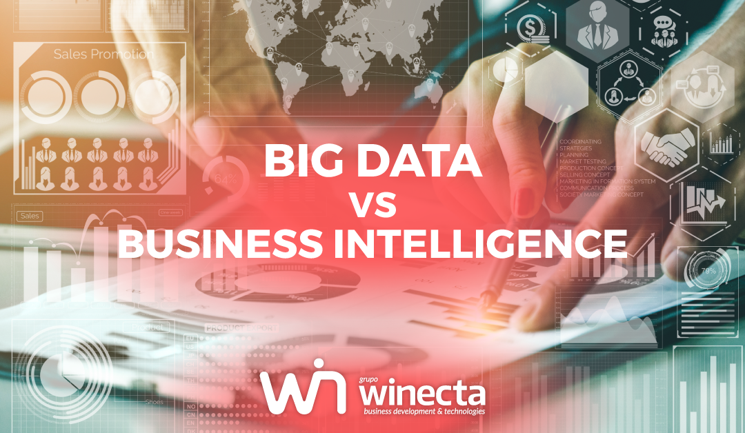 diferencias entre big data y business intelligence, big data vs business intelligence