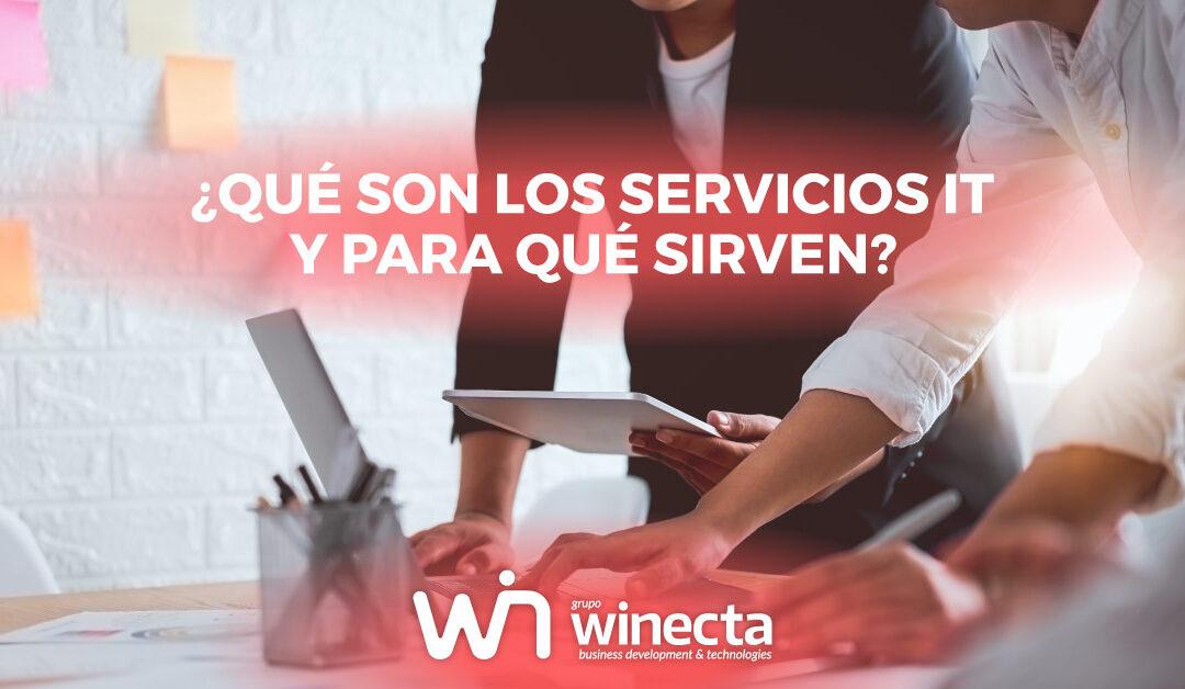 para que sirven los servicios IT, que son los servicios IT